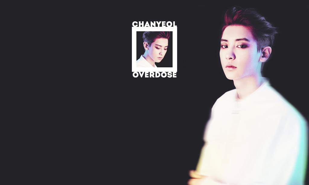 Chanyeol 2014 Wallpaper Chanyeol Overdose Wall...