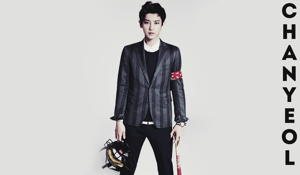 Chanyeol clothes