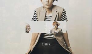 Xiumin wallpaper