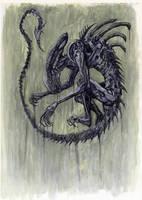 Xenomorph by kimded