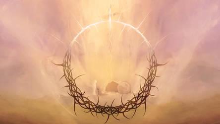 Easter 2019 - Restoration of Christ by kimded