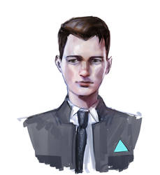 Connor for the millionth time (idc i love him) by earrag