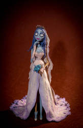 Emily - Corpse Bride by Vint1k