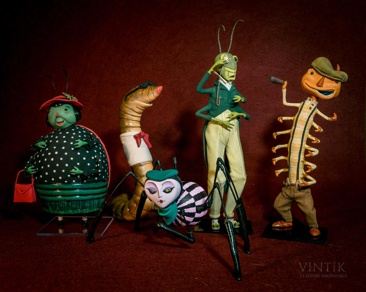 James And The Giant Peach By Vint1k On Deviantart