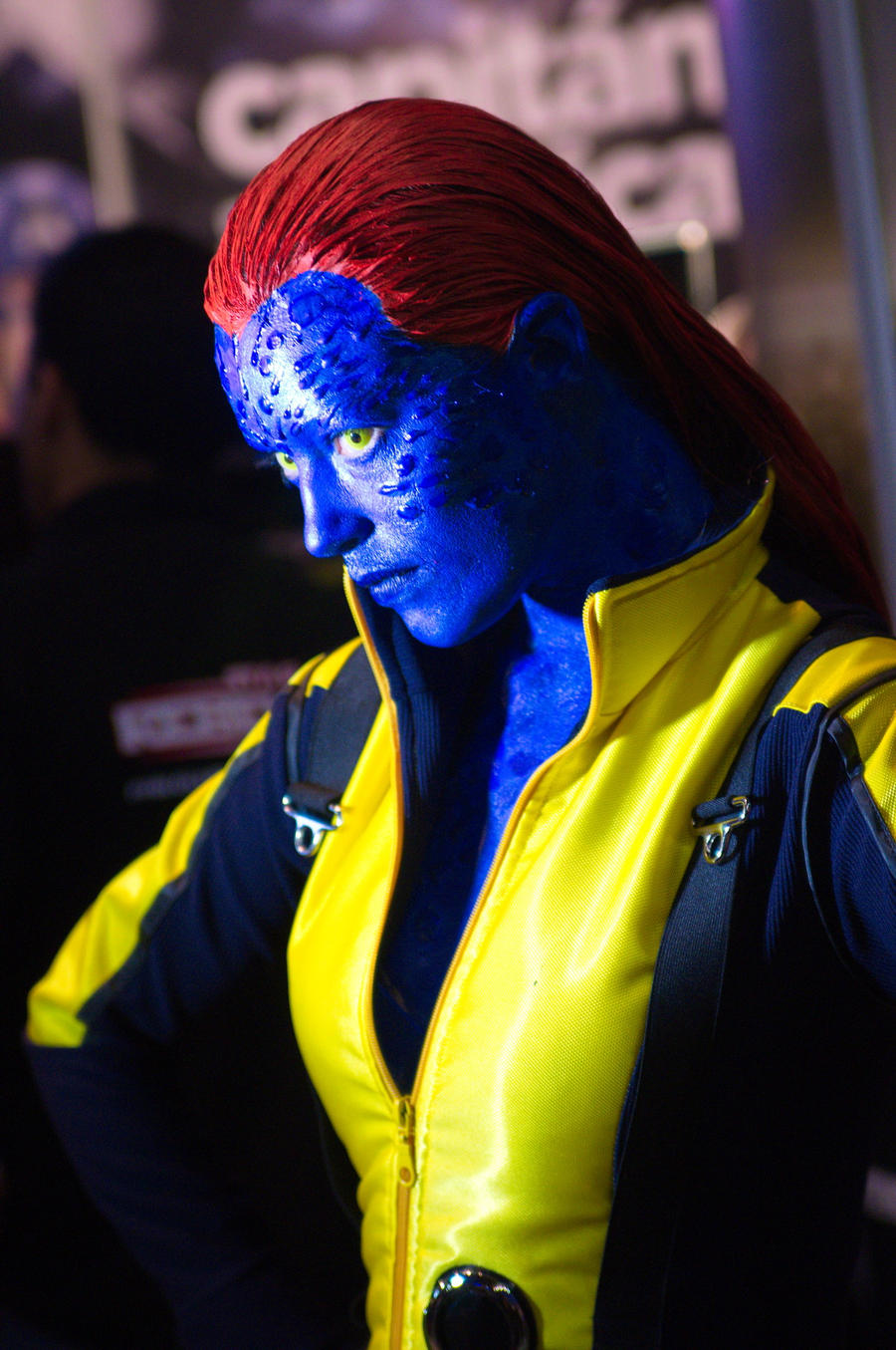 Mystique by mr-neko-juanito