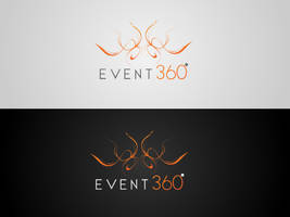 Event360 logo. by umayrr