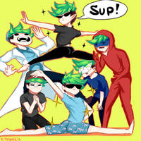 Septic squad by LightAppend