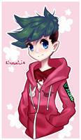 Hot Pinku jack by LightAppend