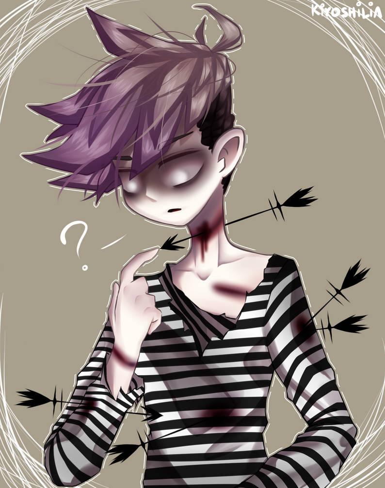 Zombie jack -  Robbie by LightAppend