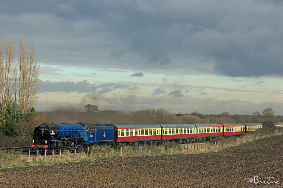 The Cathedrals Express by bigben5051
