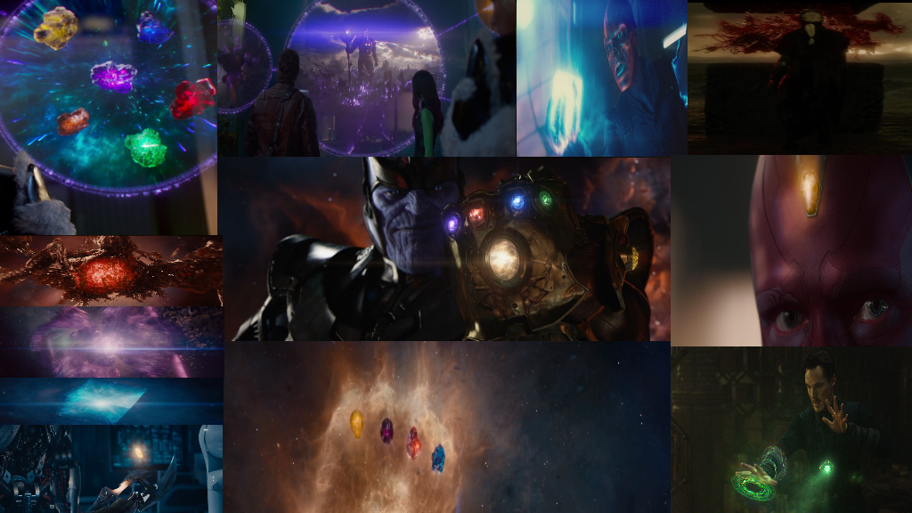 My Infinity Stones Collage 2 by lorddurion on DeviantArt