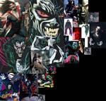 Morbius Collage