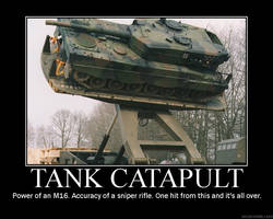 Tank Catapult by AngryFlashlight