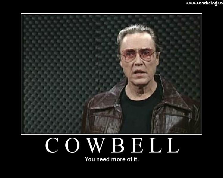 Cowbell by AngryFlashlight