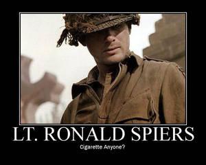 Lt. Ronald Spiers