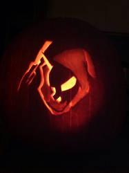 Princess Luna Pumpkin Carving