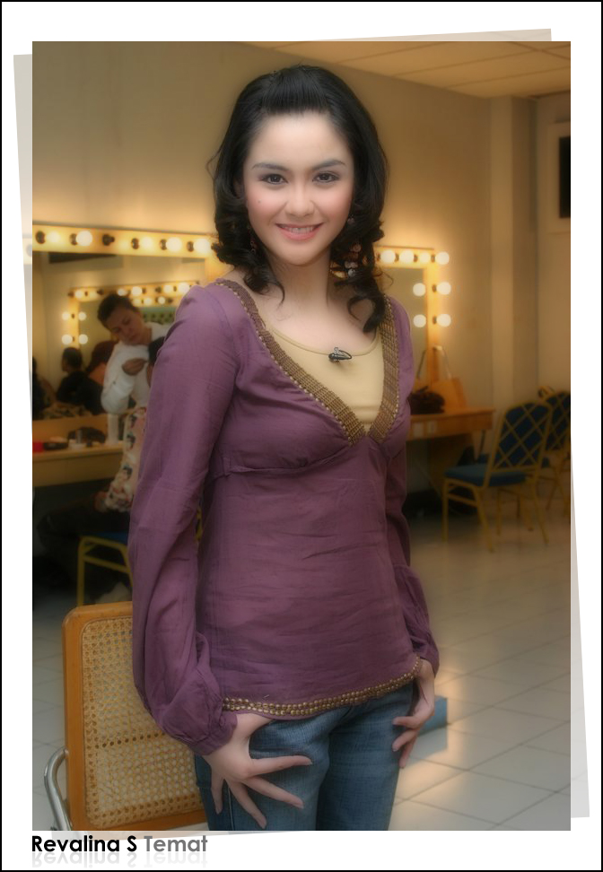 Revalina S. Temat - Picture Actress
