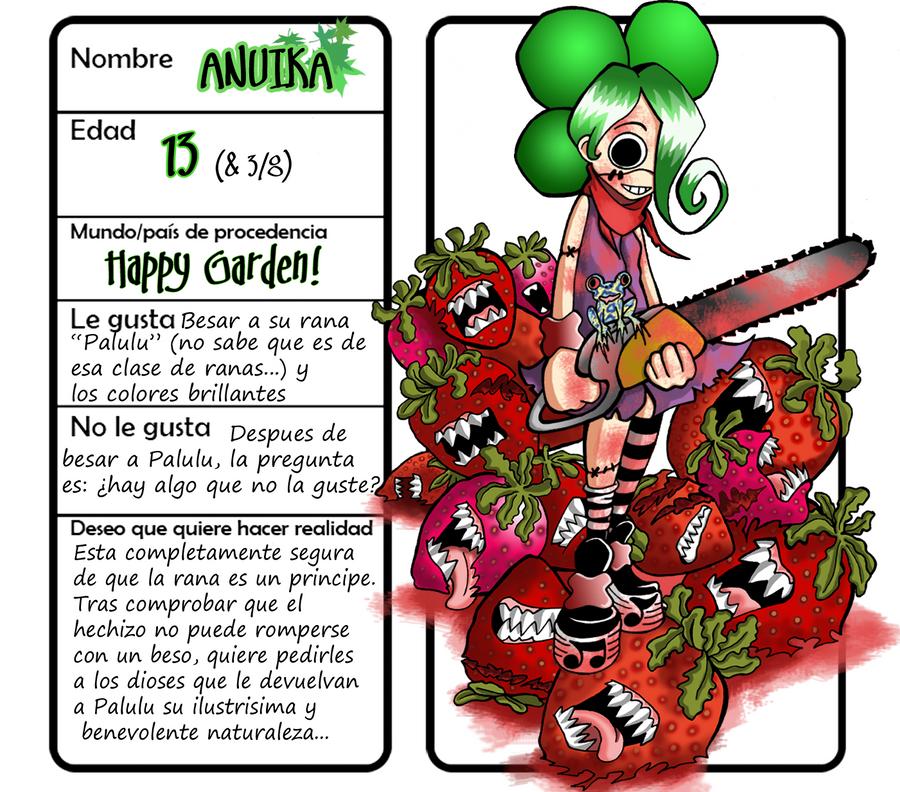 Sutori All Stars: AnuiKA by Suragu