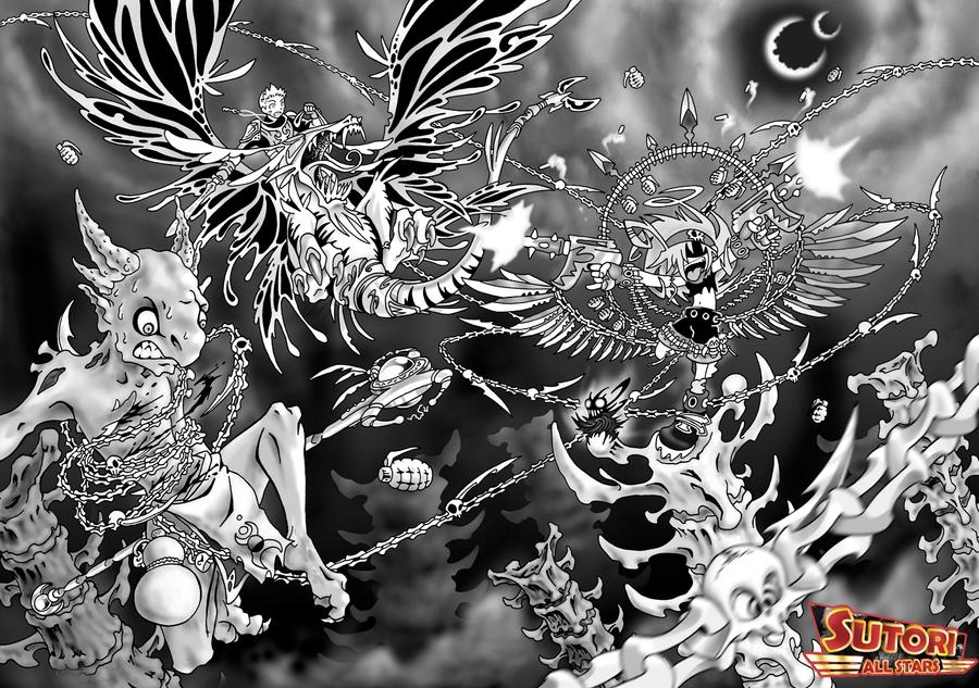La piedad del angel by Suragu
