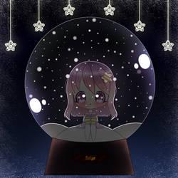 [SS 2018] Snow globe by MKirina