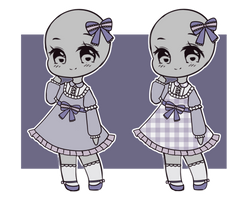 [OTA - OPEN AGAIN] Stress relief outfit adopt
