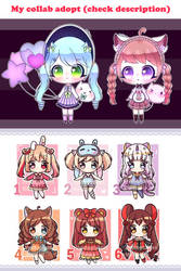 [OPEN] All my collab adopt