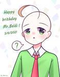 Happy brithday Baldi ! by MKirina