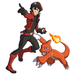 vld pkmn trainers - ranger keith