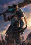Tryndamere the Barbarian King