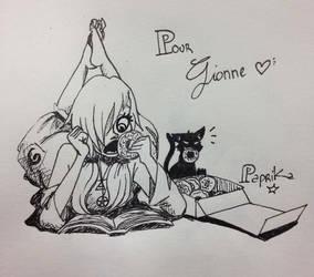 Study by Paprika-B