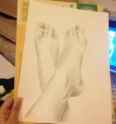 Feet by Paprika-B
