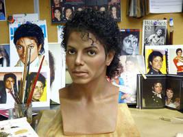 michael Jackson 1980's wax