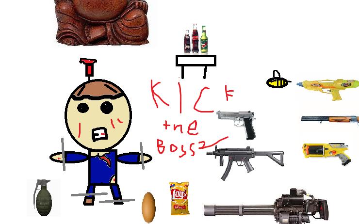 kick the boss 1
