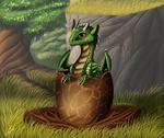 Little Dragon by Noxeorn