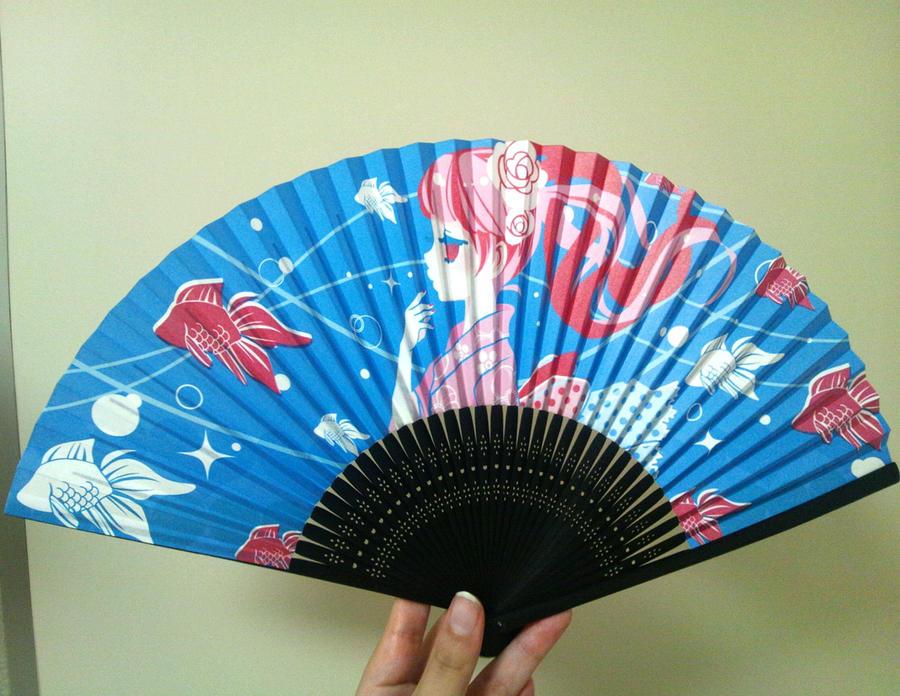 Japanese Sensu by saaki-pyrop