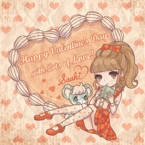 Valentine2014 by saaki-pyrop