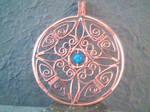 Ancient Seal - Pendant