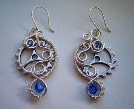 Waterworks - Earrings