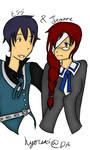 Hitsuji and Jeanne