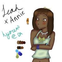 Leah by hyoreki