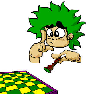 Pixel Chess Player