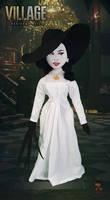 Lady Dimitrescu Plush Doll - Resident Evil Village