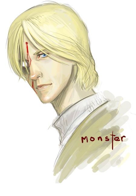 Monster - Johann by marrten