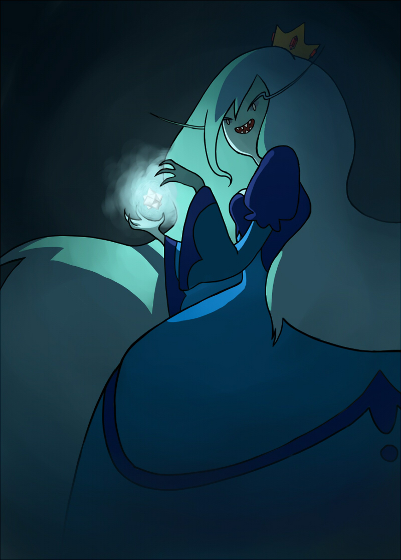 Ice Queen by marrten