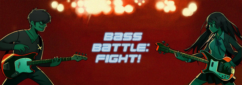 Bass Battle by marrten