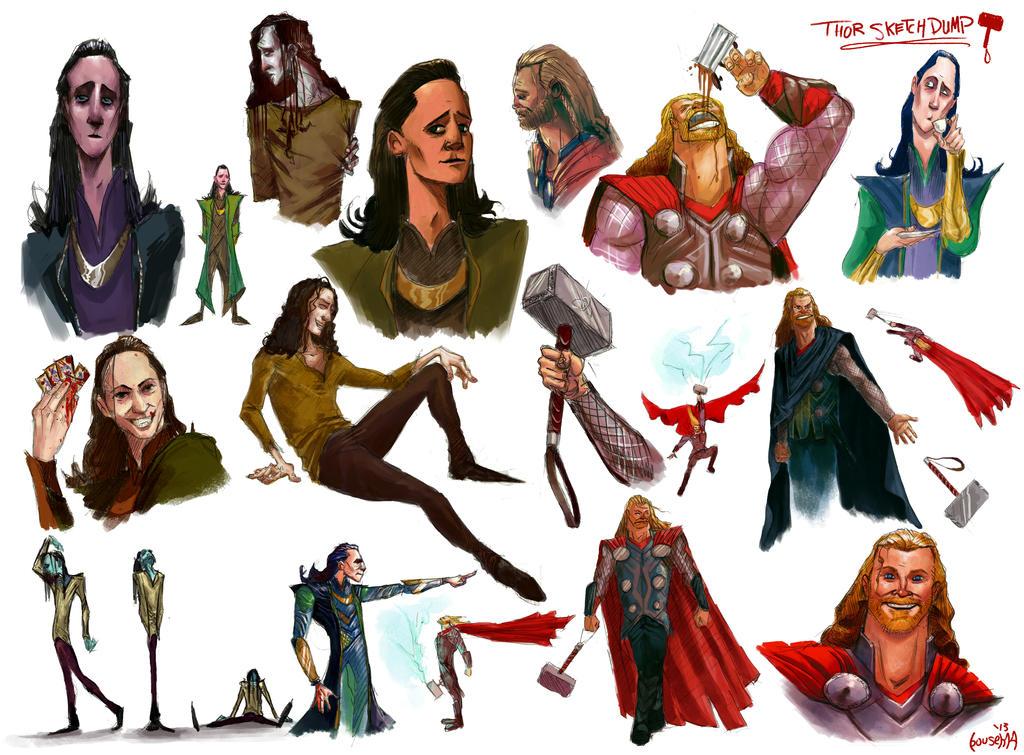 Hela Ragnorak Marvel Full Body Painting