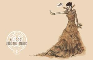 Johanna Mason by JamesBousema