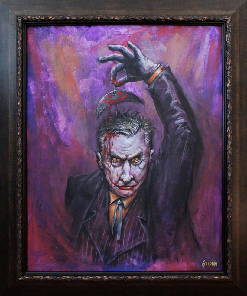 The Joker by JamesBousema