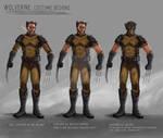 Wolverine Costume Designs / Concept Art