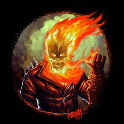 Super Movember: Ghost Rider